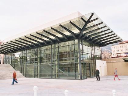 Gare routière de Toulon