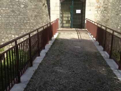 Fort Saint-Antoine au Mont Faron