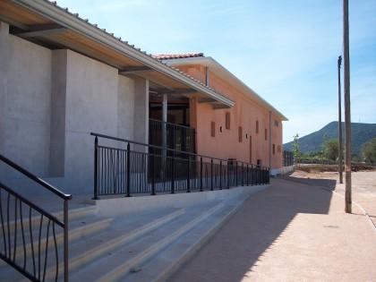Rampe d'accès de l'école primaire Brossolette
