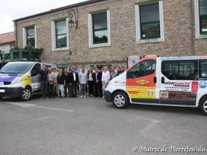 Sponsoring de l'Espace Jeunes de Pierrefeu