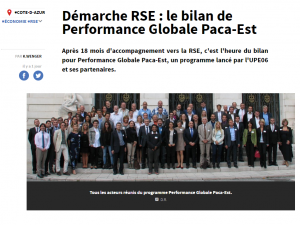 Un accompagnement performant !